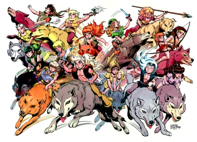 Elfquest-group