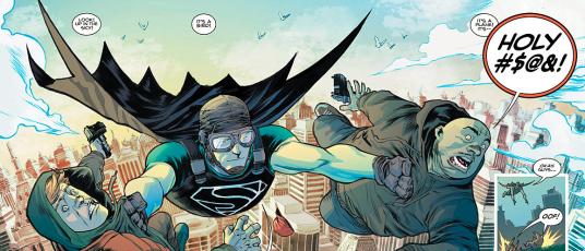 Superman: American Alien – Graphic Novelty²