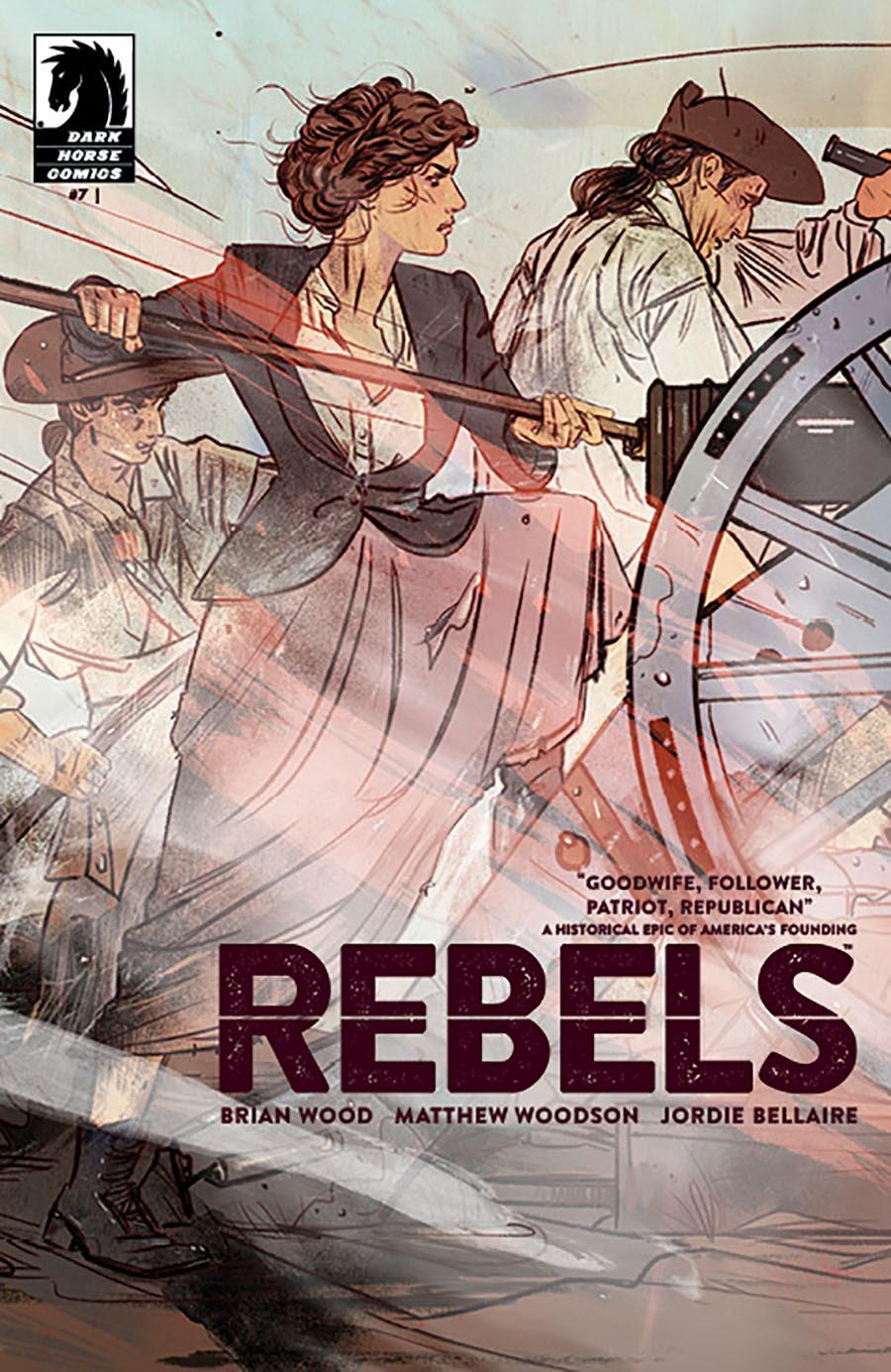 Image result for rebels brian wood