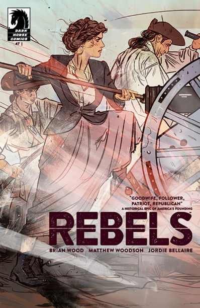 Image result for rebels brian wood