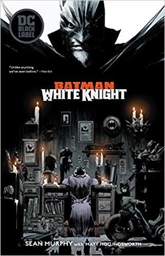Batman: White Knight – Graphic Novelty²