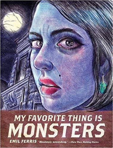 My Fav Things is Monsters