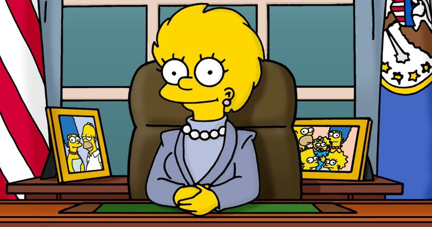 President-Lisa-Simpson-featured-image